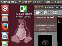 Blog image - RadiAnt on Linux